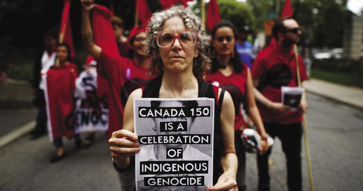 Regaining Indigenous Rights