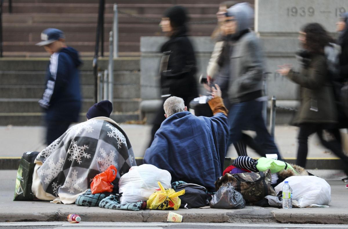 Death Statistics of Toronto's Homeless People