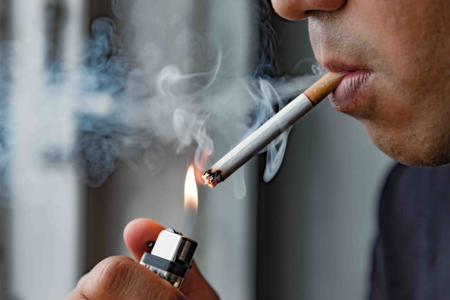 Low Socioeconomic Status: Tobacco Use and Cigarette Smoking